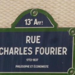 Passe-t-on par la rue Charles Fourier ?