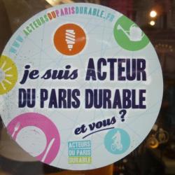 PariSolidari-Thé fait partie des acteurs du Paris durable