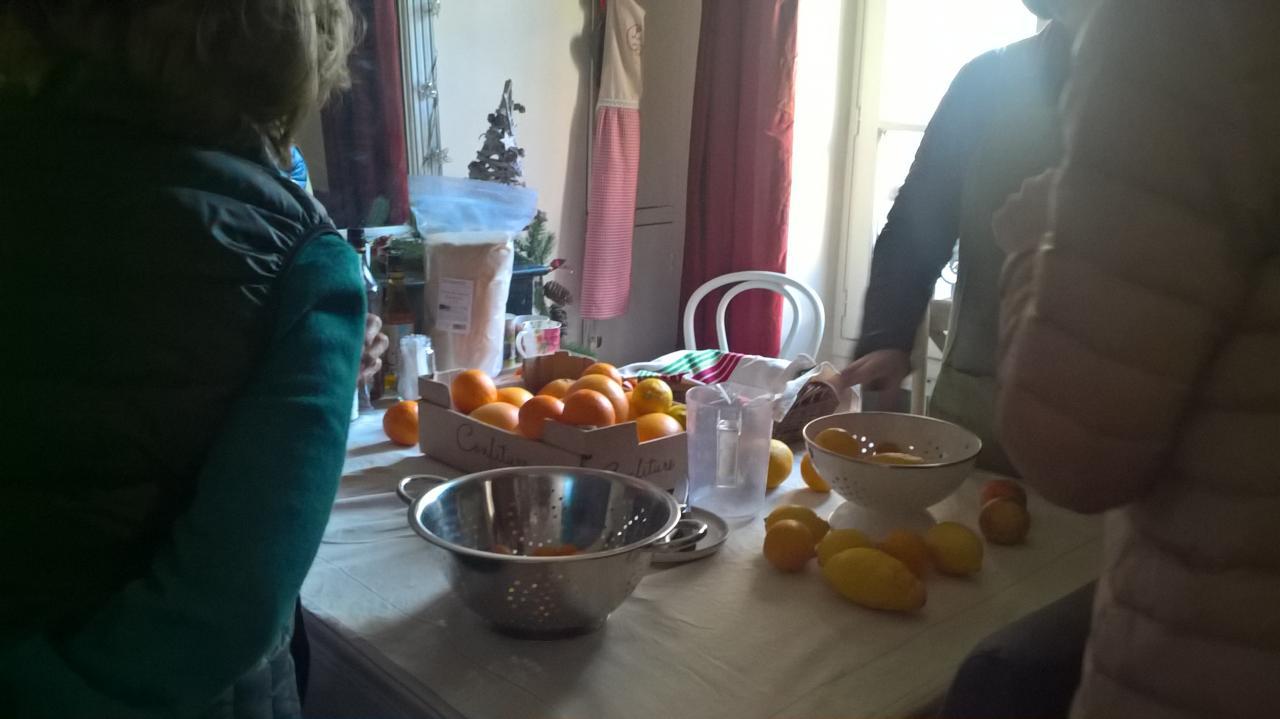 Sélection des fruits de saison !