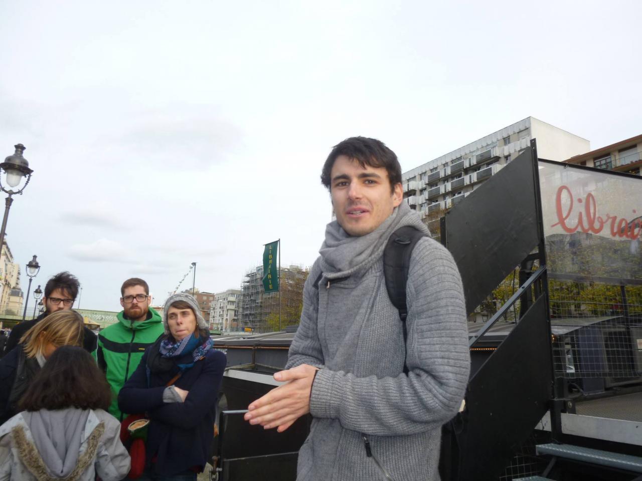 Promenade liée à la COP21