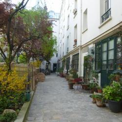 Venez découvrir les plus belles impasses du Paris
