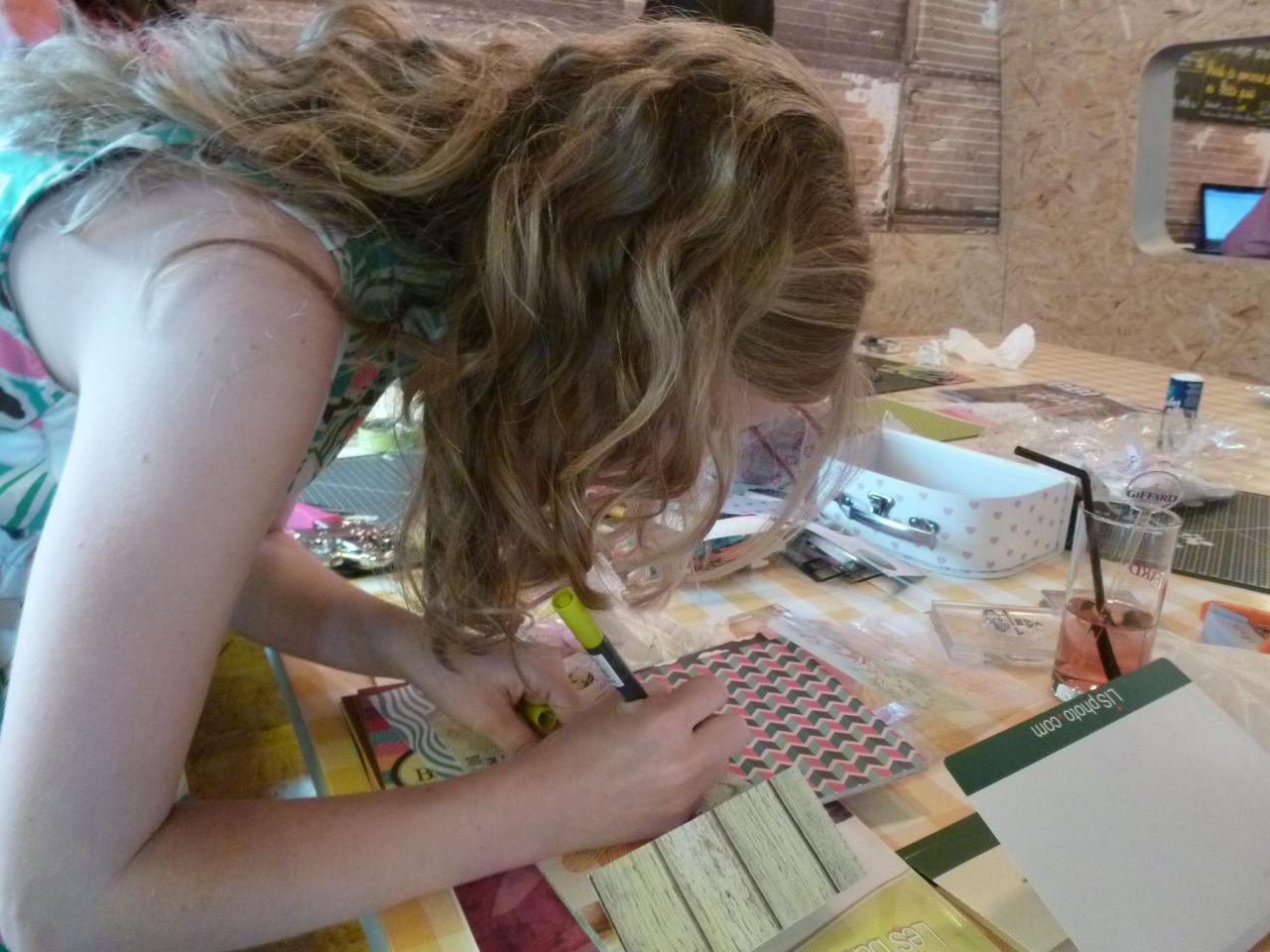Création Scrapbooking