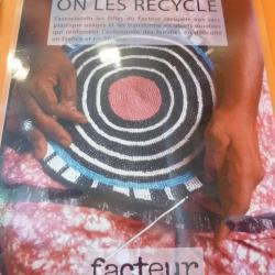 Ne jetez plus les sacs plastiques