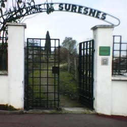 Entrée de la vigne de Suresnes
