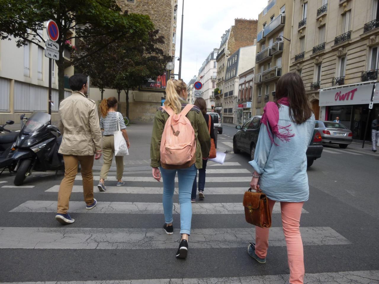 Jeu de piste culturel et solidaire à Paris 14ème en mai 2015