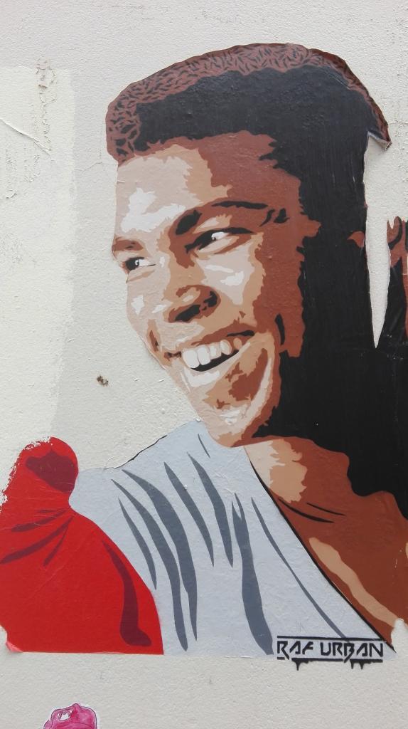 Venez vous aussi découvrir le street art dans le 13 ème