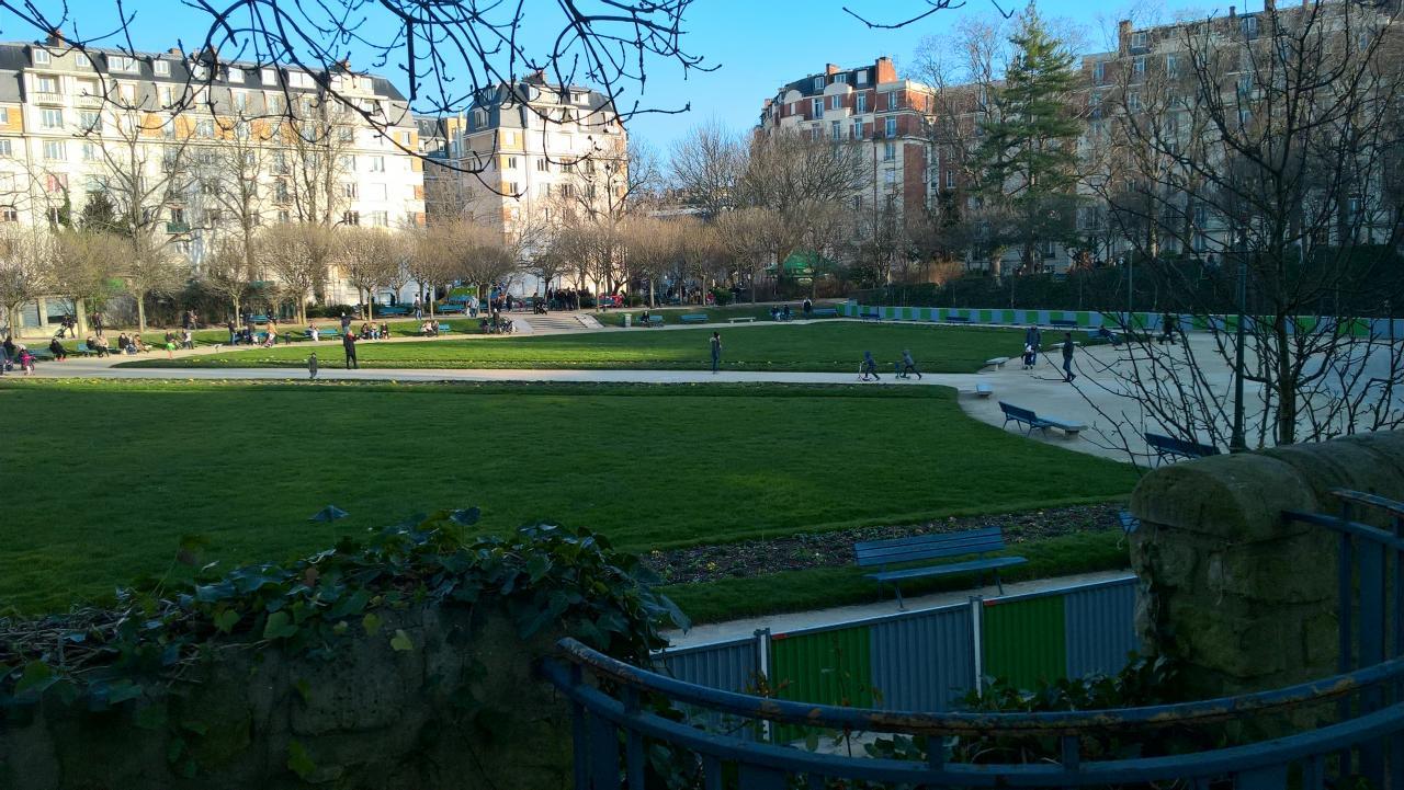 Vous ne devinerez jamais sur quoi a été construit ce parc ???