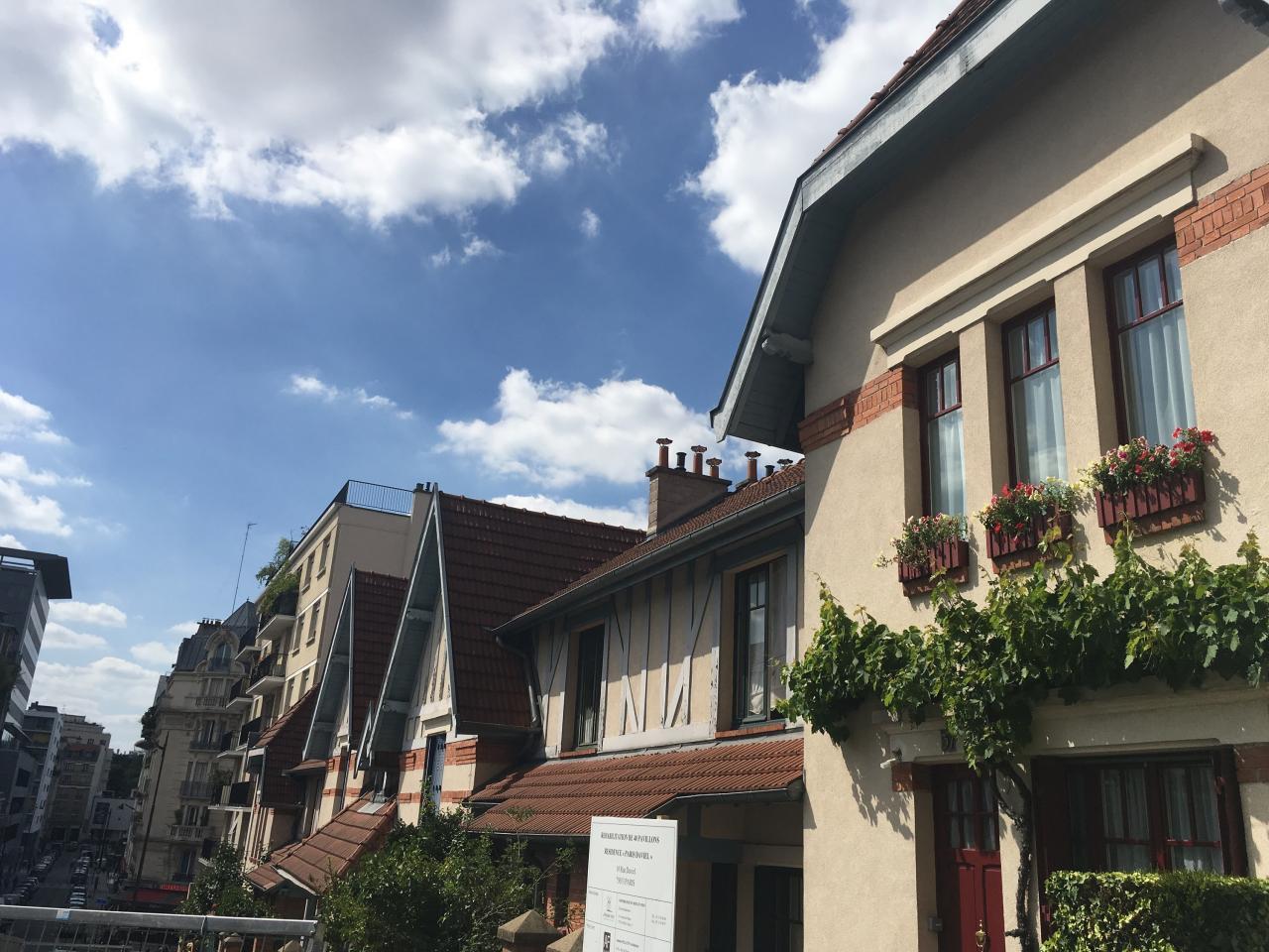 Succursale de Strasbourg à Paris