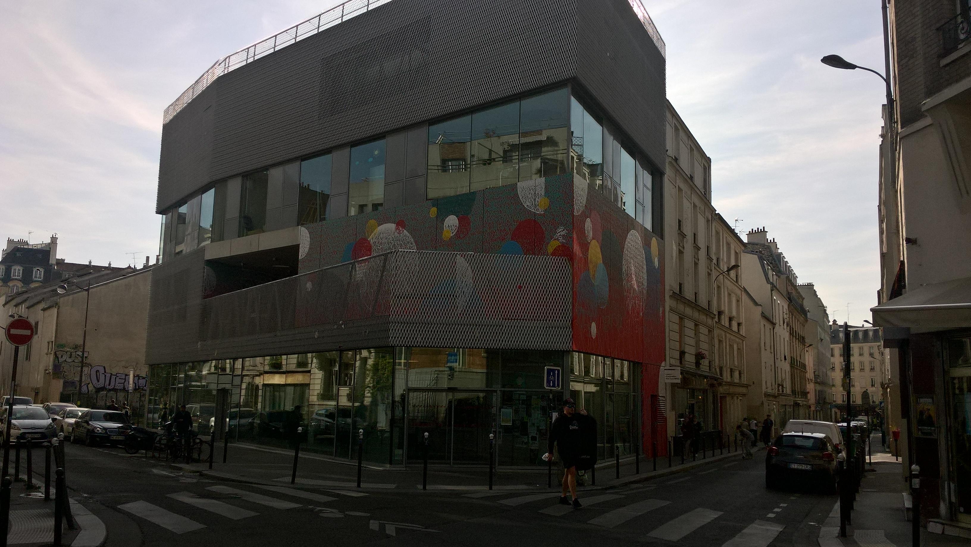 Vraiment chouette ce changement régulier de street-artiste !
