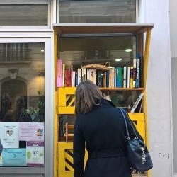 Les boîtes à livres sont partout !