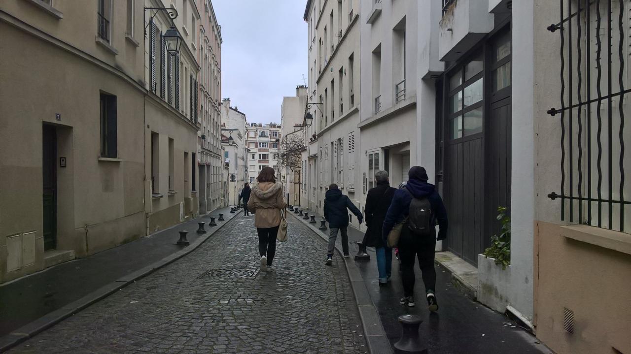 Belle découverte de Paris en famille !