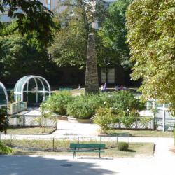 Savez quel monument se trouve à côté de ce parc ? Indice : Le Mo...