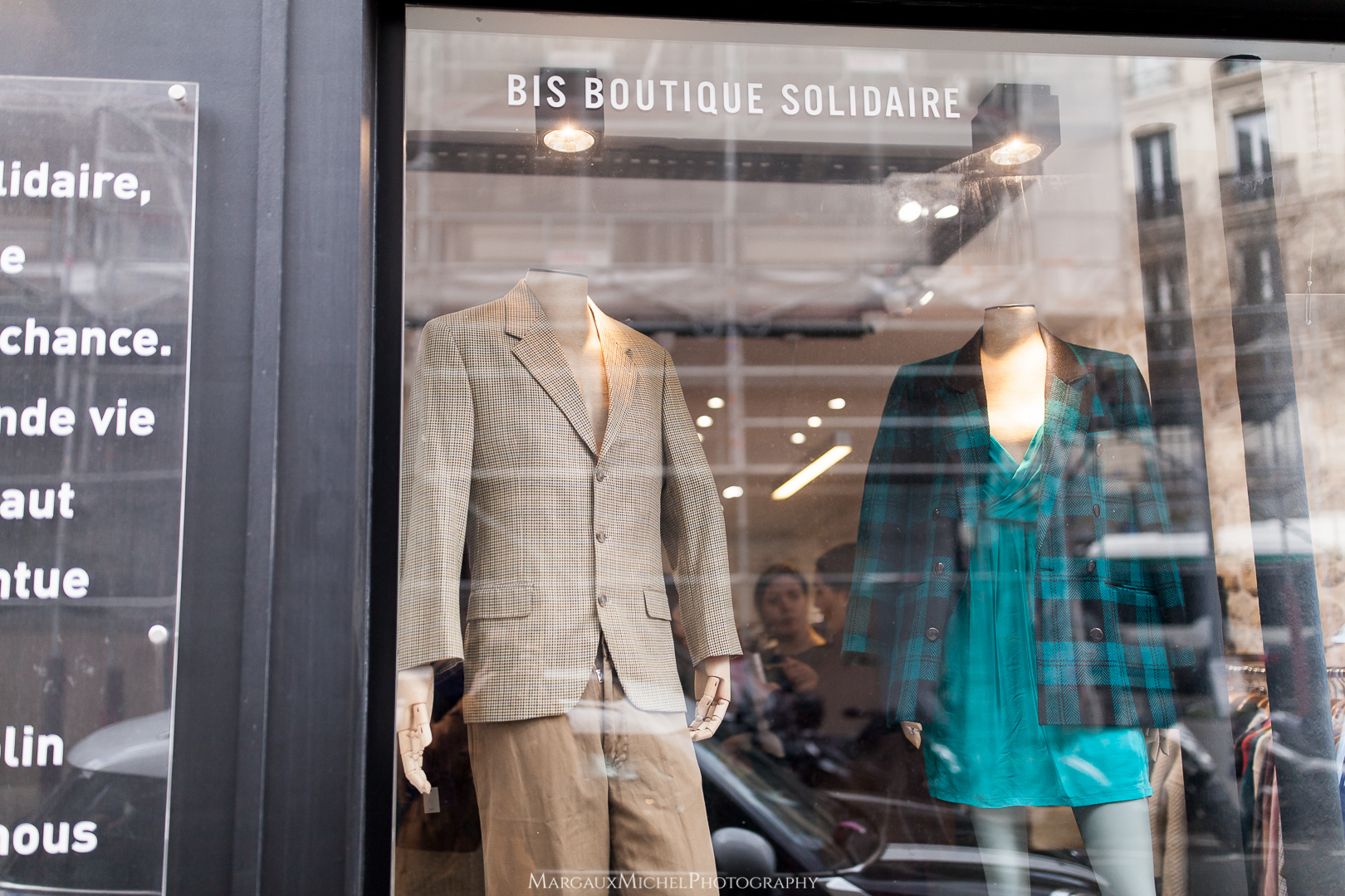 Une boutique deux fois plus solidaire !