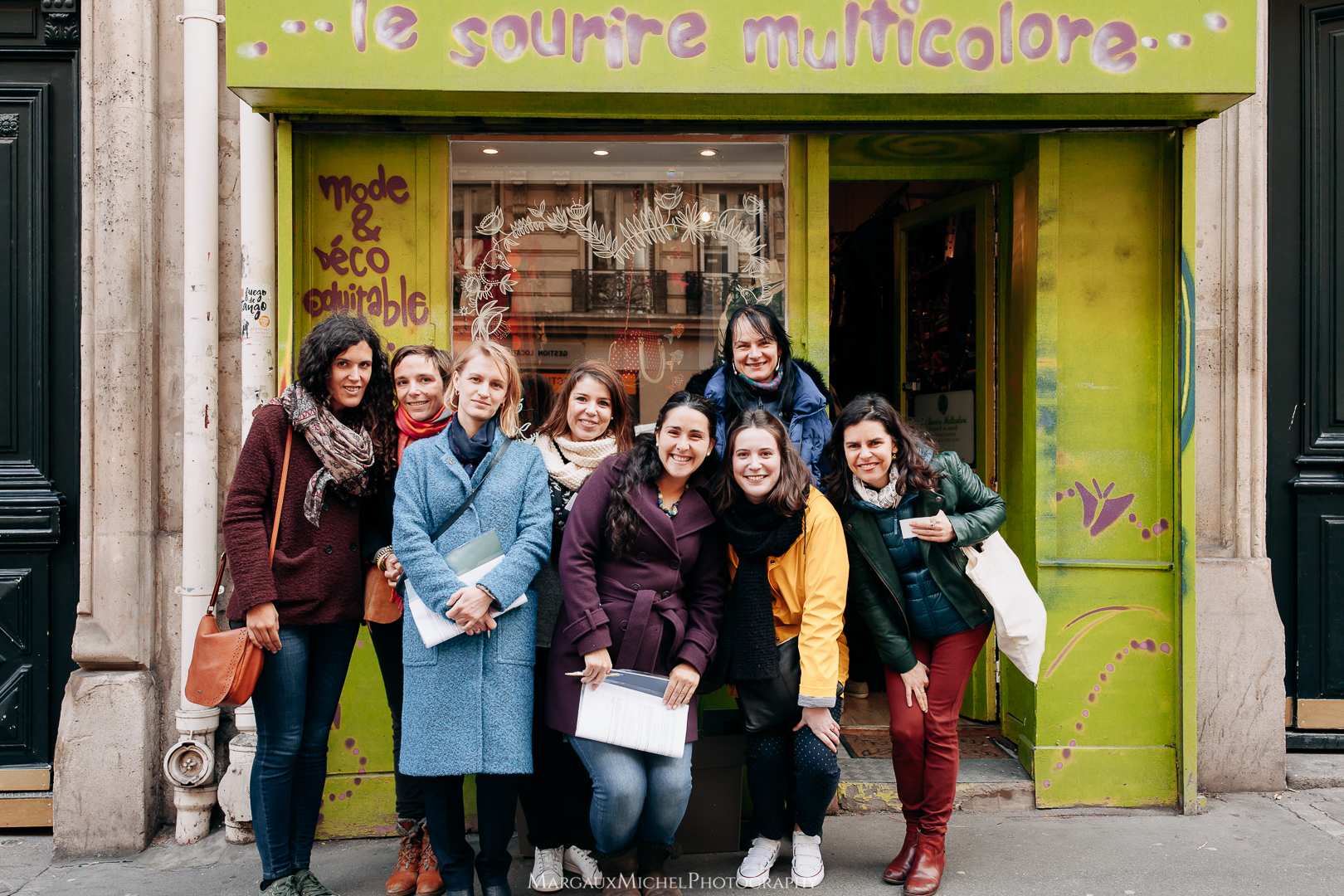 Le sourire multicolore, une boutique super originale !
