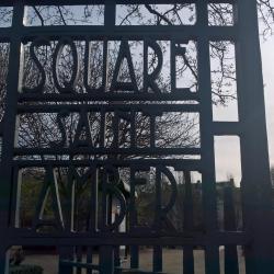 Magnifique square dans le 15e !