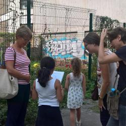 Brainstorming avec les enfants !