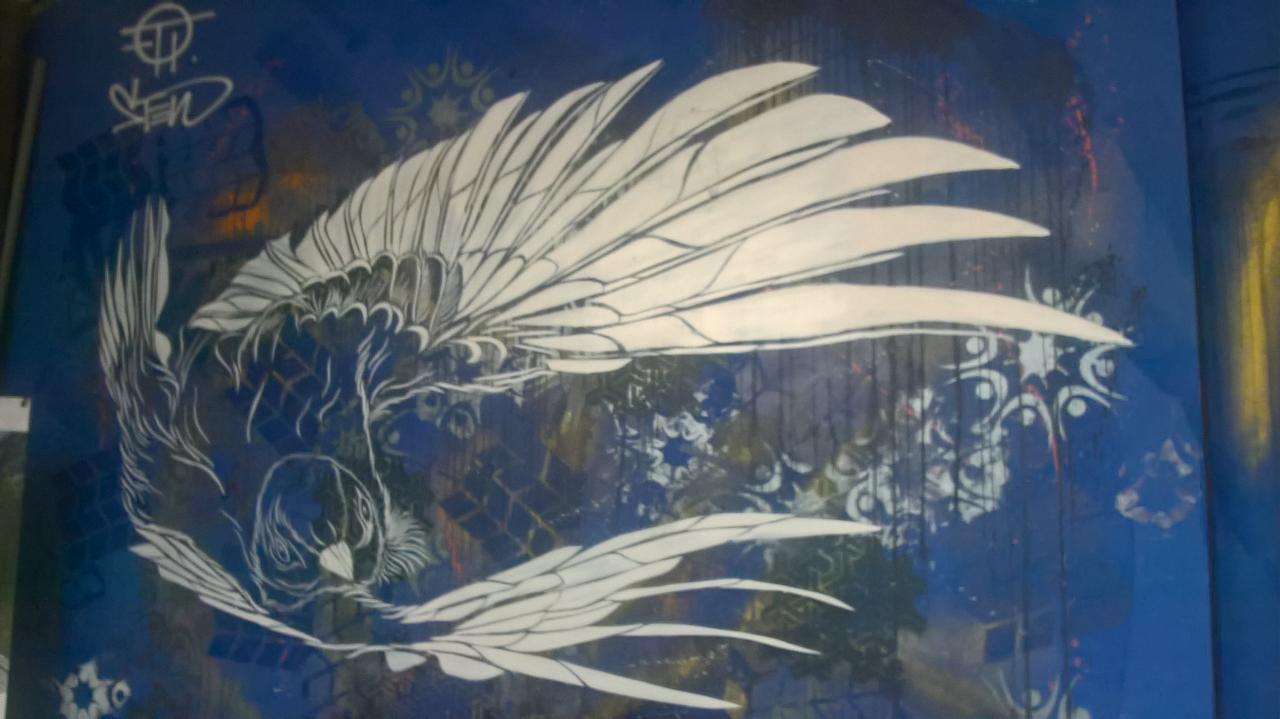 Trouvez les autres oiseaux de cet artiste dans Ivry