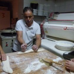 Leçon pour façonner la baguette