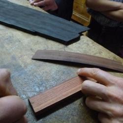 Découverte des différents types de bois