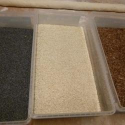 Atelier boulang' les graines