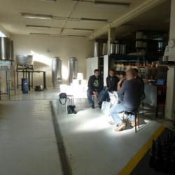 Micro-brasserie = petite usine