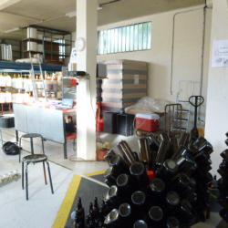 La Montreuilloise: mini-usine de fabrication de bières