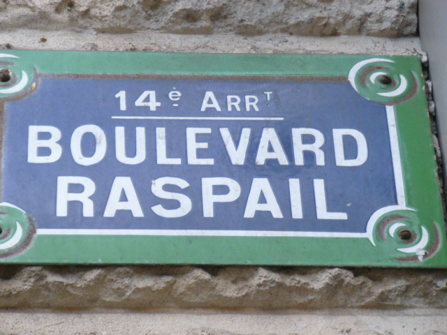 RDV Boulevard Raspail pour visiter la galerie Camera Obscura