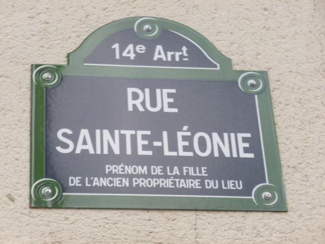 3e étape du parcours et fin: le Moulin à Café, rue Ste Léonie