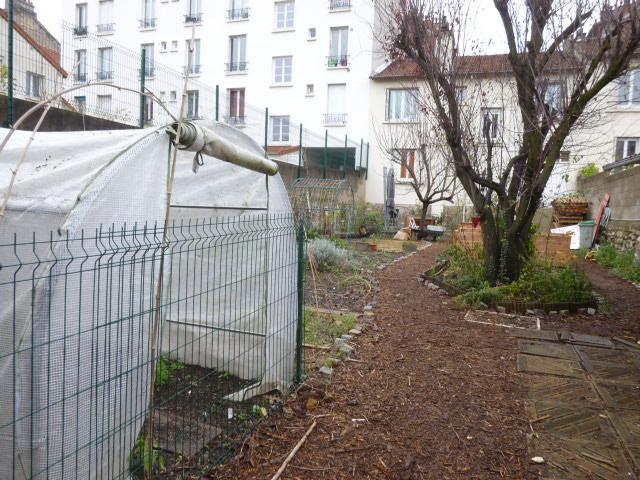 Jardin participatif de J'aime le Vert