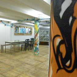 Visite du salon de thé de l'Archipel