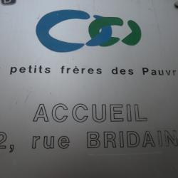 Logo du Café des Petits Frères