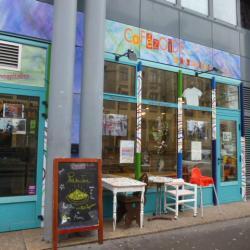 Visite-rencontre au Cafézoïde, 1er café culturel des enfants