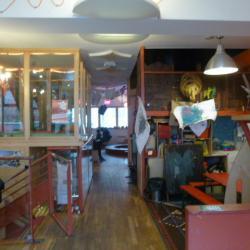 L'intérieur du Cafézoïde, 1er café des enfants