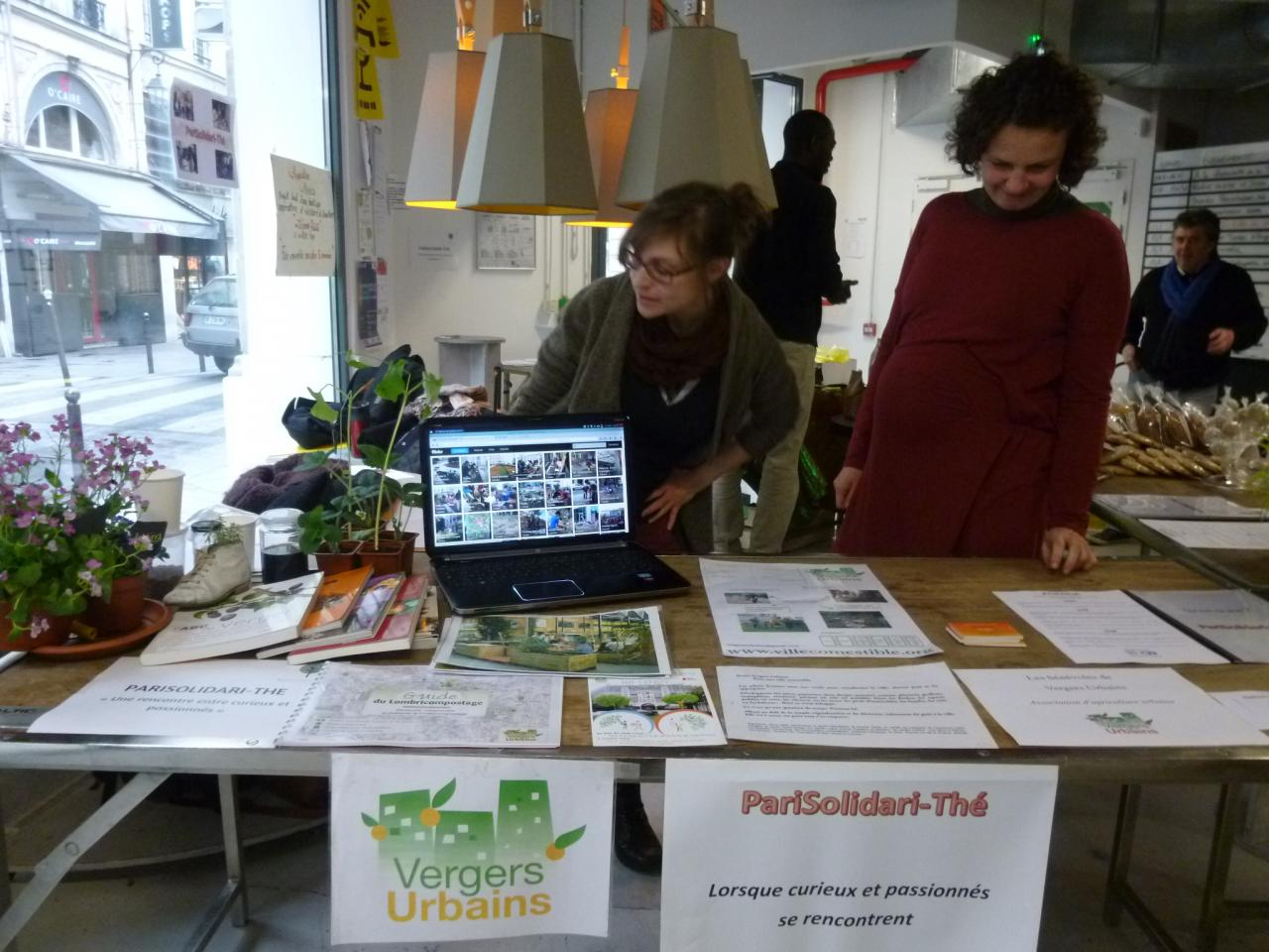 Stand Vergers Urbains