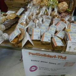 Vente des madeleines Barnabé
