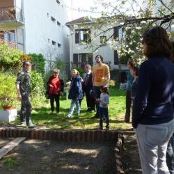 Promenade dans plusieurs éco-jardins à Alfortville