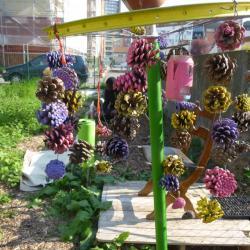 Eco-jardin dans Alfortville