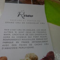 Manufacture Rrraw à Montreuil