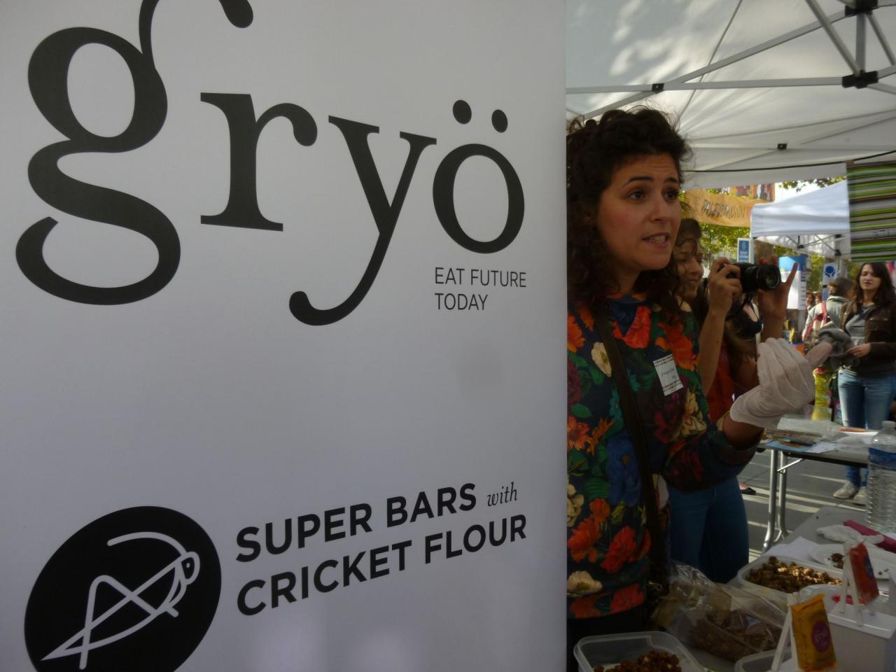 Gryö fait partie des passionnés de PariSolidari-Thé