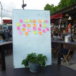 Que faire à Paris cet été ? Un troc évidemment