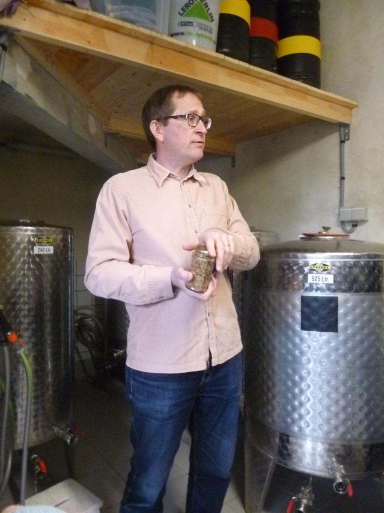 Techniques pour brasser la bière