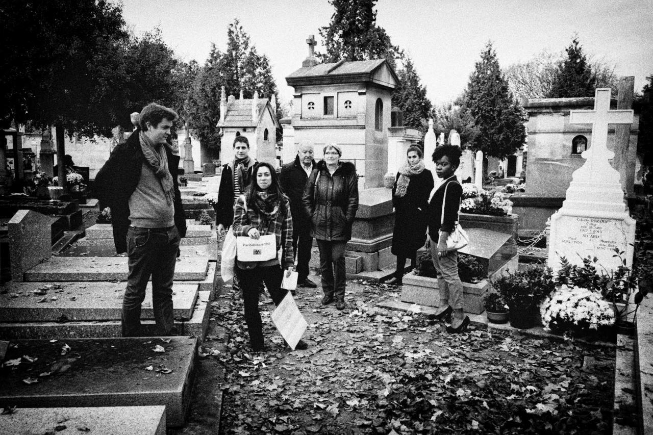 Atelier parcours-photo Brassaï avec Arnaud 22/11/2014
