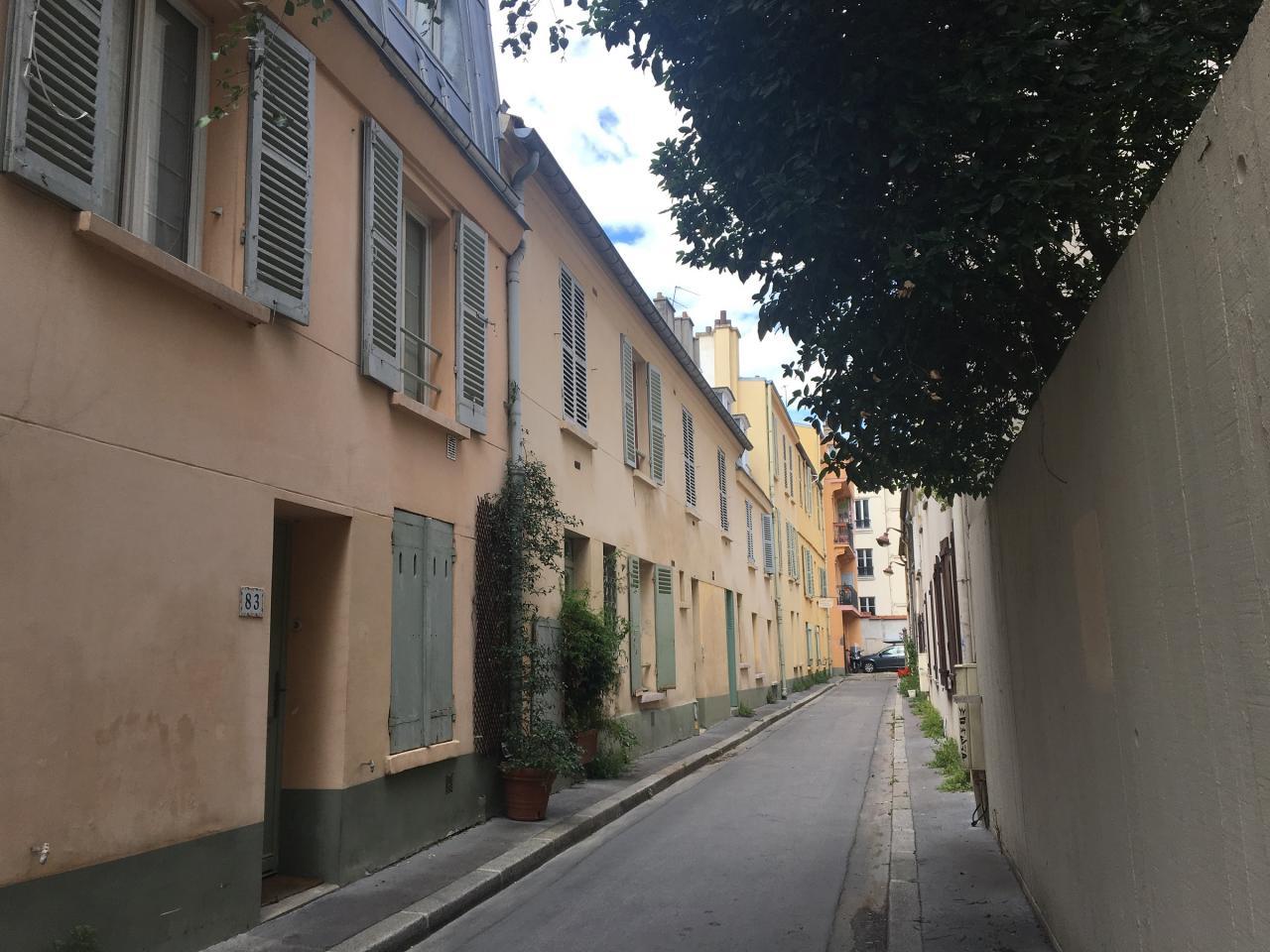 Un petit air de Provence à Paris