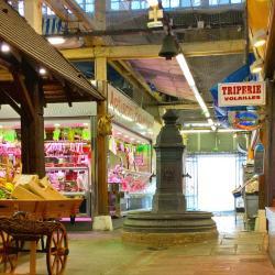 Le marché d'Aligre, l'un des moins chers de Paris !