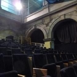 La salle du théâtre de la Villette