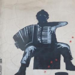 Super quartier le 13 ème pour découvrir le street art
