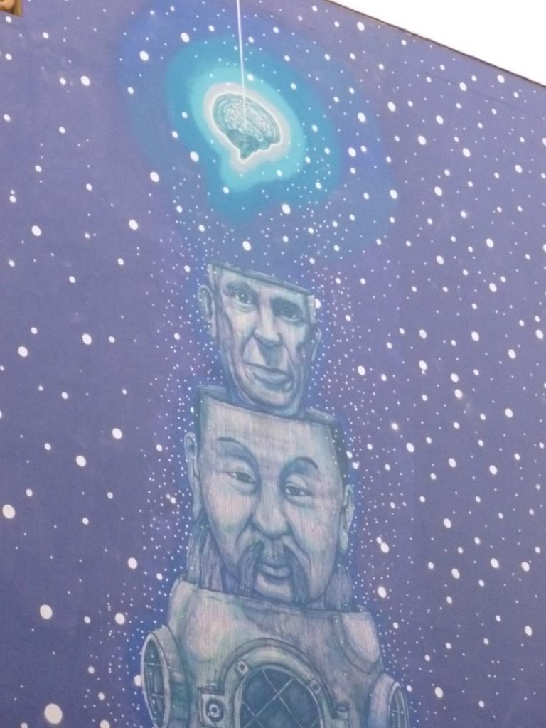 Street art dans le 12ème