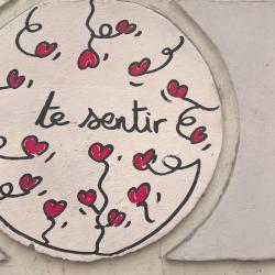 Un grand bravo à l'artiste In love Street Art !