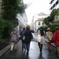 Balade dans Paris