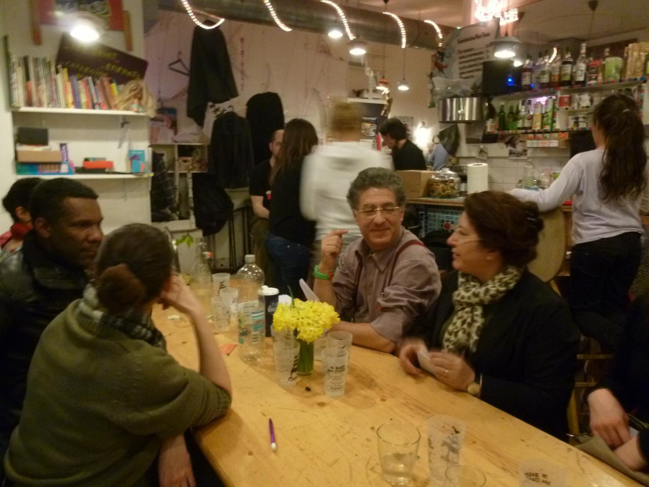 Rencontre TROC TOUT La Place du Père au Cafézoïde 13/03/2015